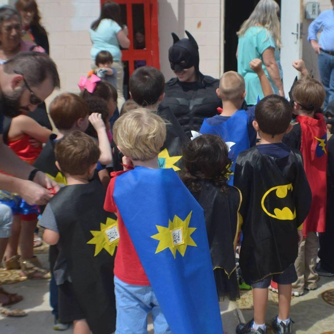 Batman in Biloxi