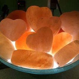 salt stones massage
