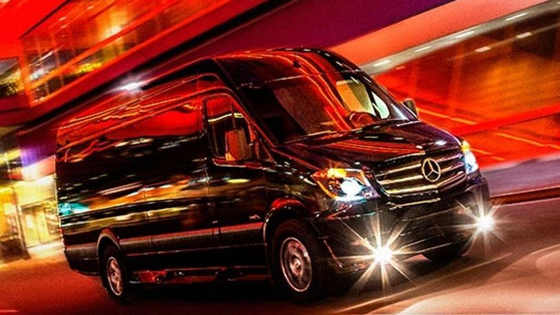 limo, Chattanooga, limousine, party bus