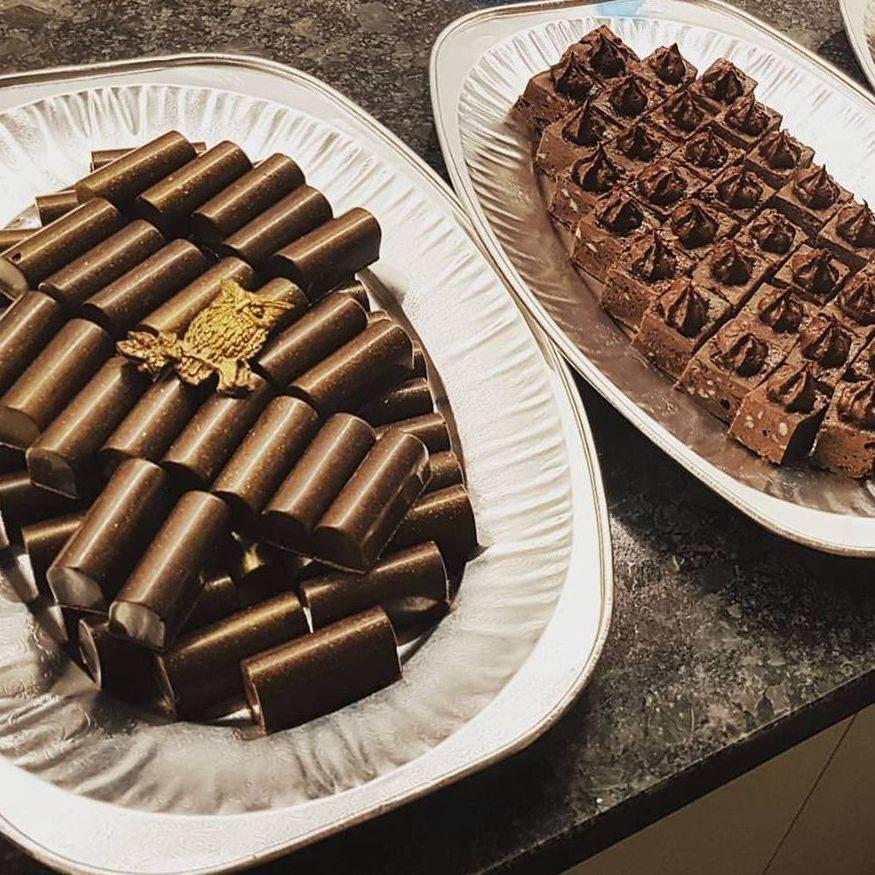 vegan chocolate maldon