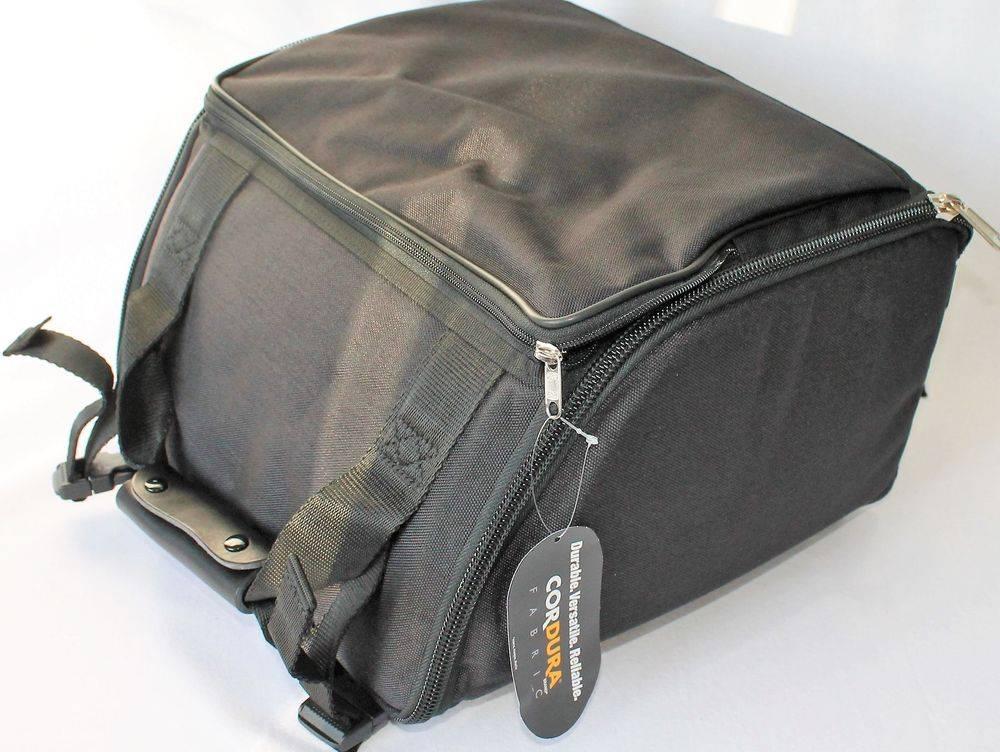 Professional small melodeon bag- black