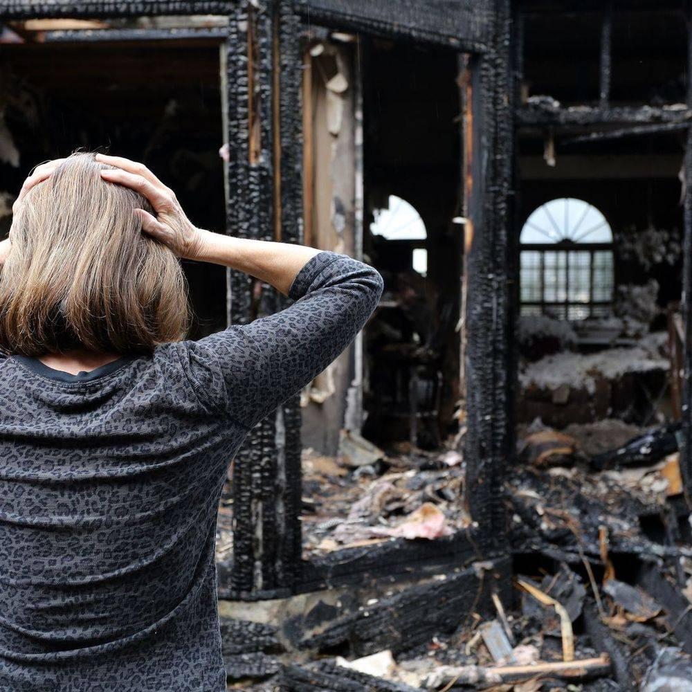 Fire and Smoke Damage Claims