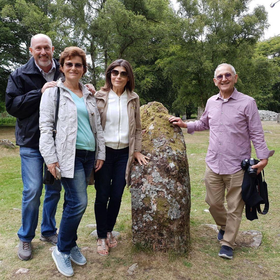 invergordon outlander tour 2018