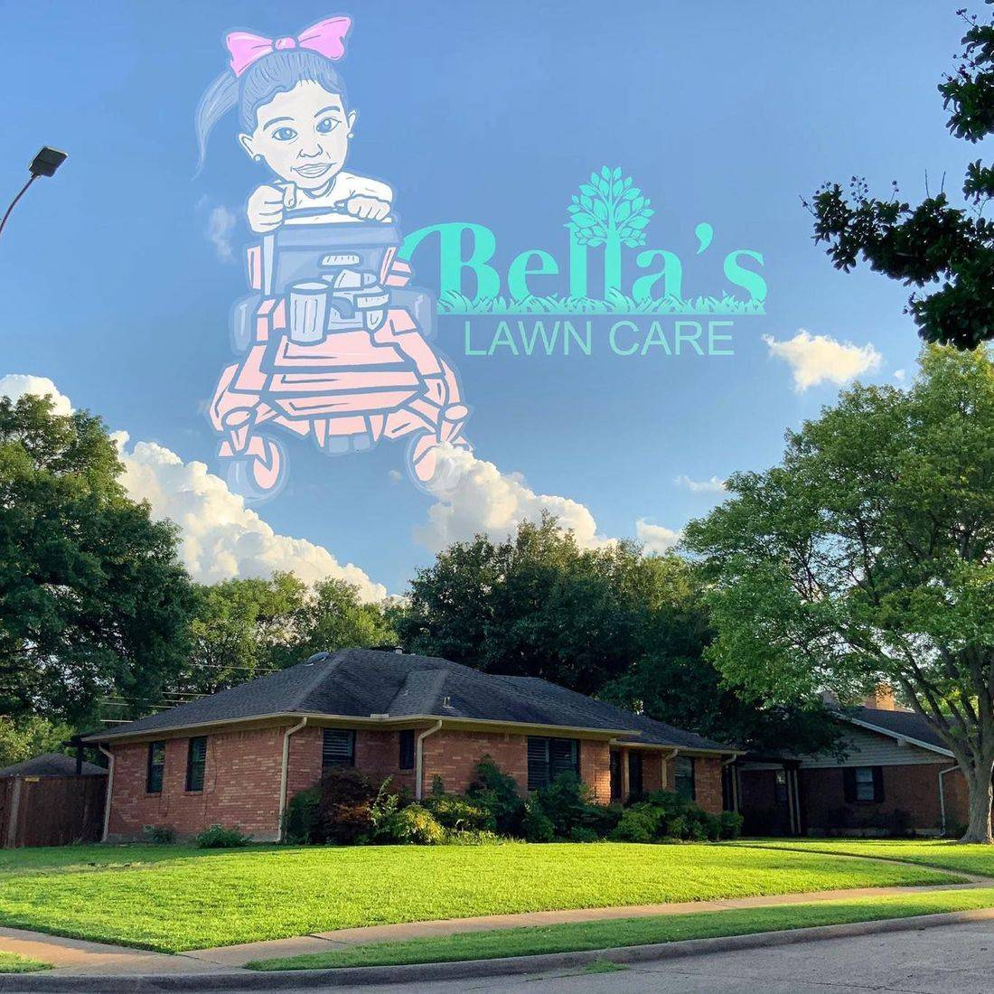 LAWN CARE GARLAND