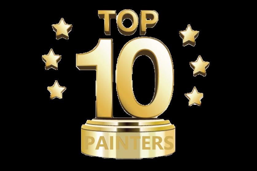 Top Ten Painters