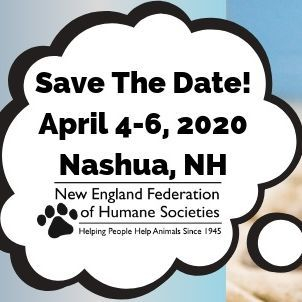 New England Federation of Humane Societies 2020 conference
