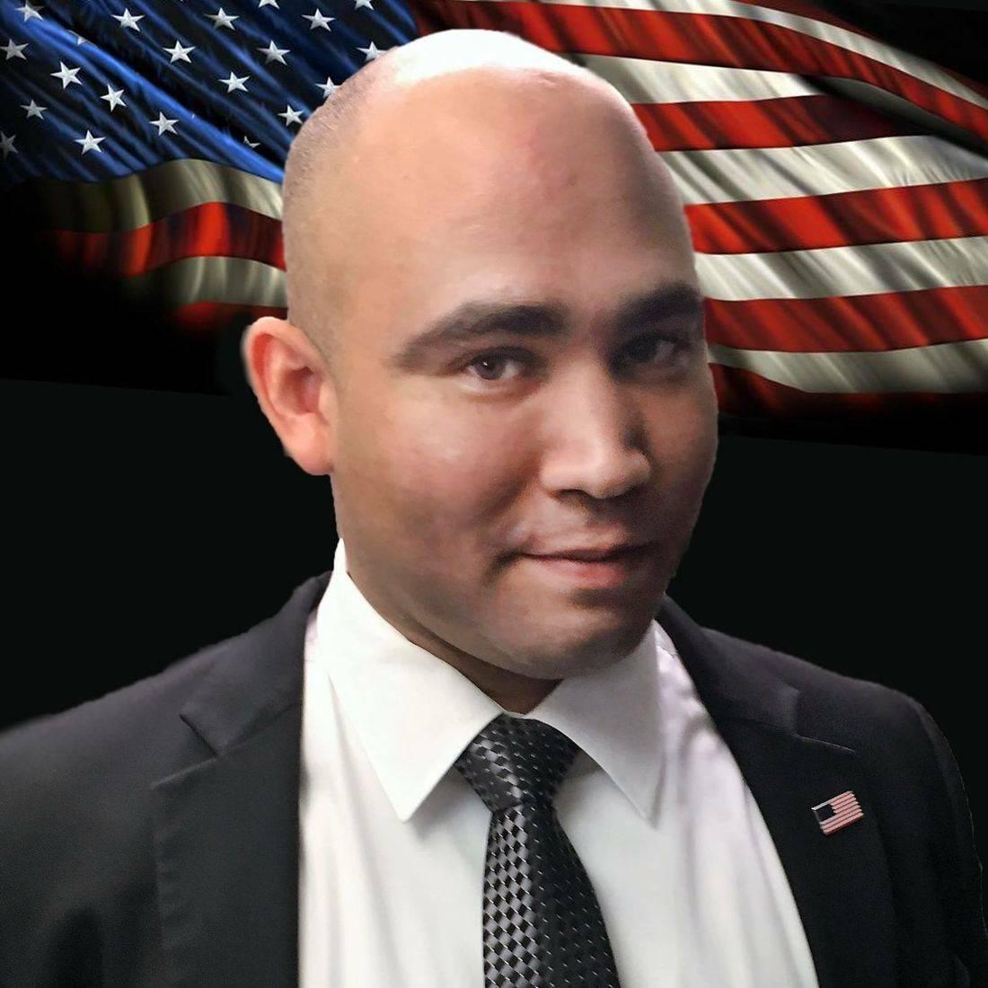 2020 Independent Presidential Candidate Dennis Diaz