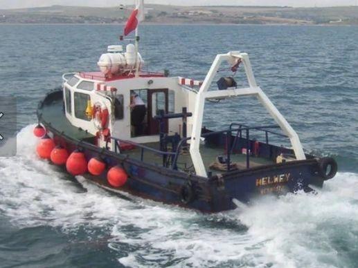 workboat hire dredging survey diving