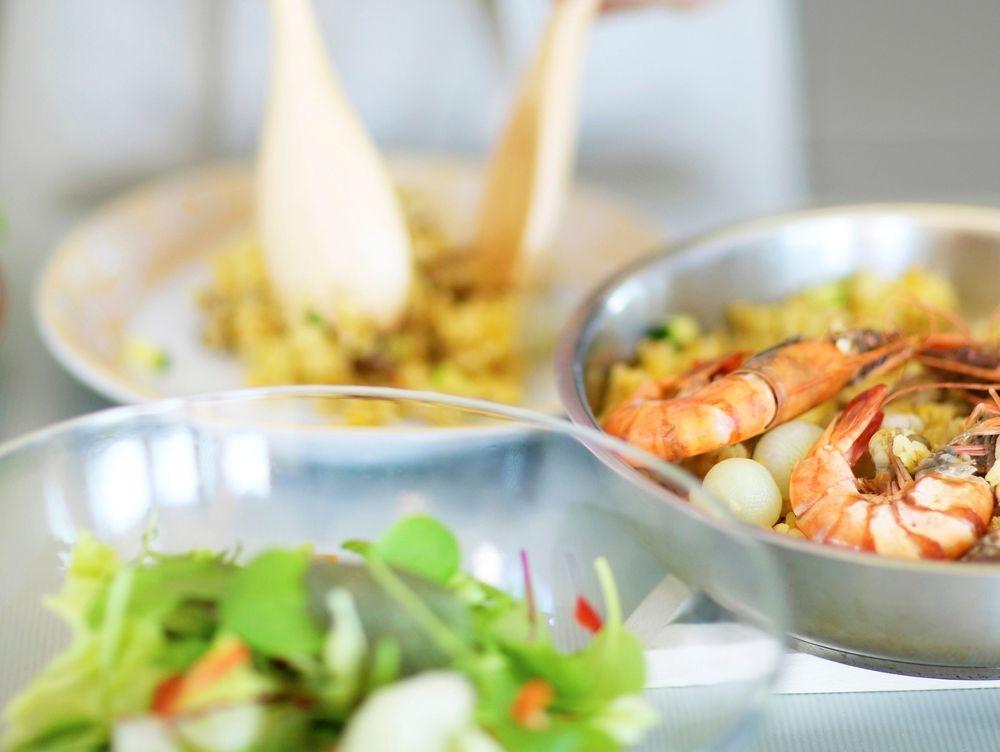 Comedor terapéutico para pacientes con anorexia y bulimia