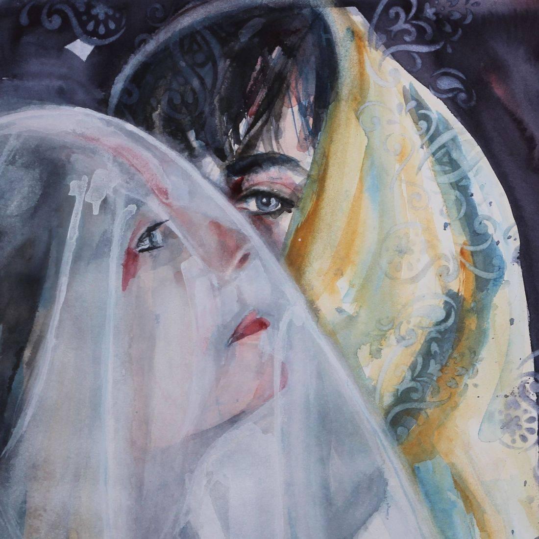 RPutbrese Watercolor  Rebecca/Becky Krutsinger