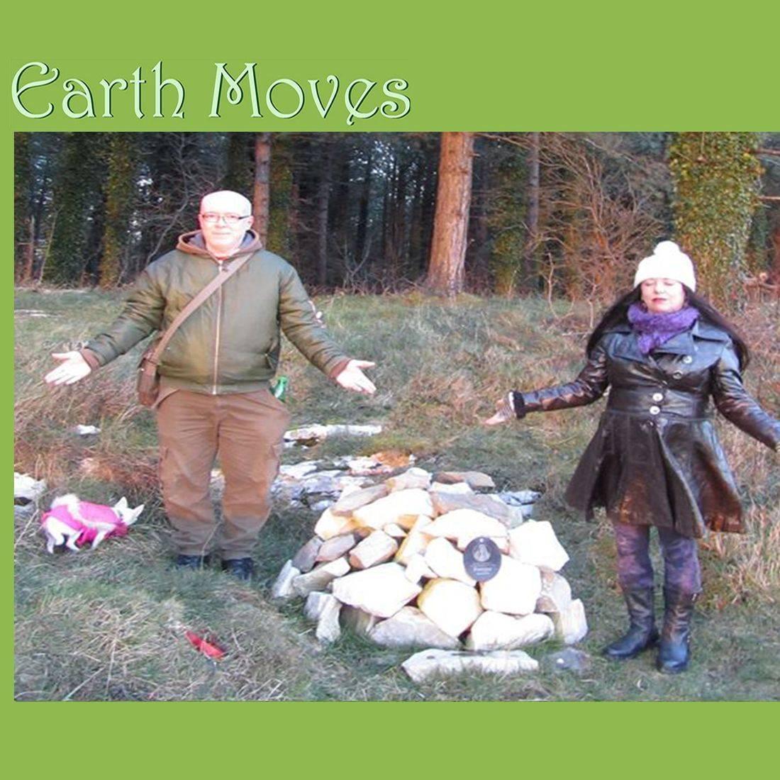 Earthmoves goddess spiritual Wales Freya altar  energy joyful