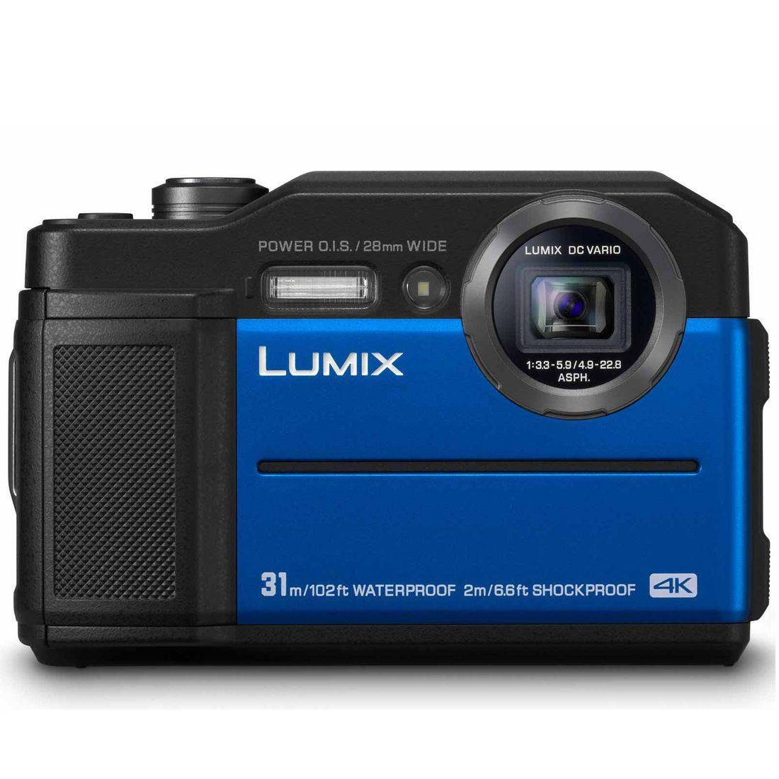 Panasonic Lumix DMC-FT7 Rugged Waterproof Digital Camera Repair