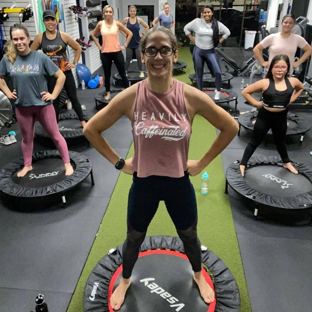 Jump Class - DF Fitness - DF Fitness Martial Arts Center - Gloucester, MA