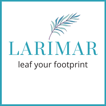 Praktijk Larimar, leaf your footprint, leave your footprint
