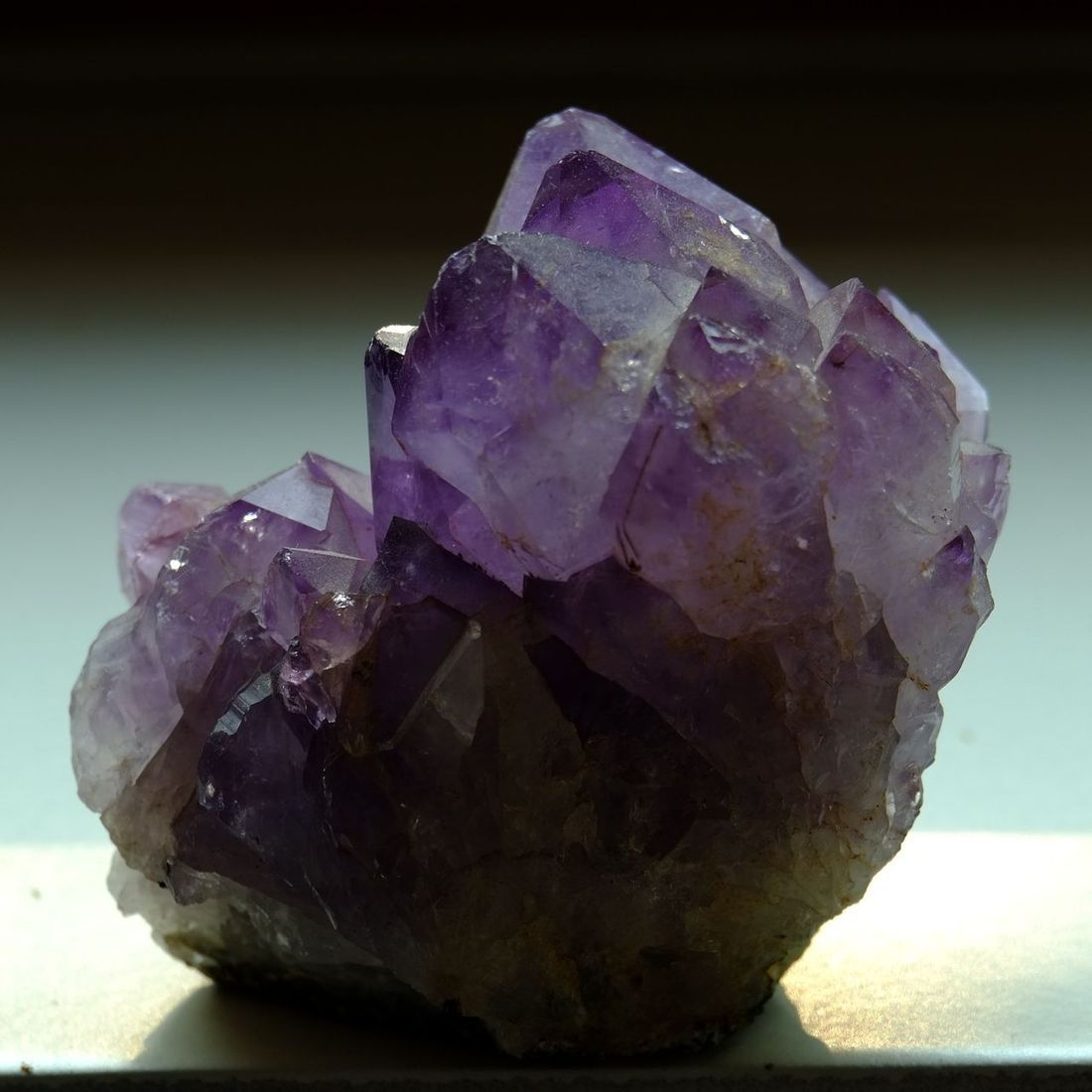 Amethyst, crystal healing, crystal therapy, addiction support, natural remedy for addicition, sobriety support, psychic protection, aura cleanser, what crystal do I need