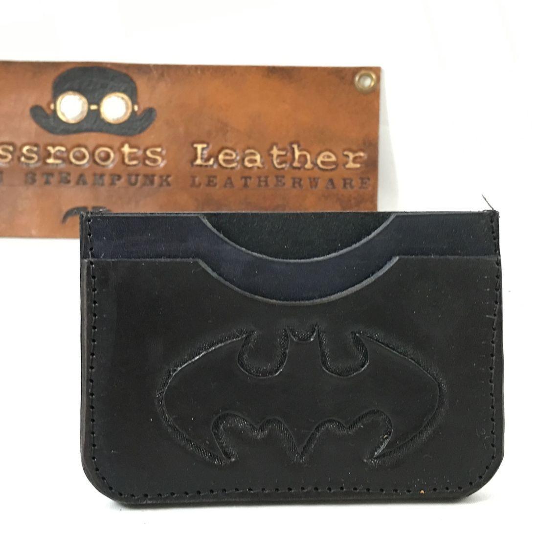Double Slot Wallet Batman