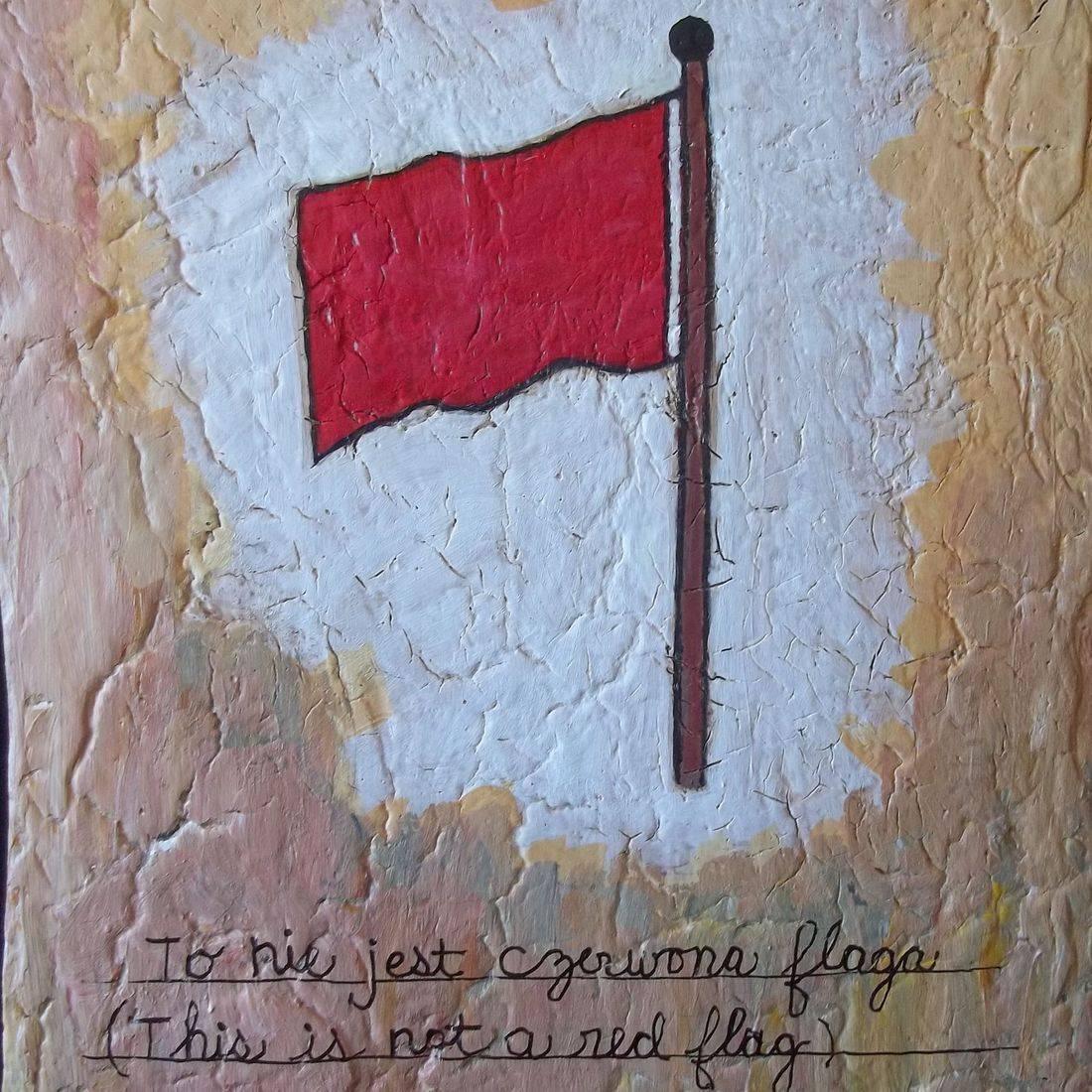 Magritte, Flags, Appropriation Art, Contemporary Art, Surrealism, Pop Art