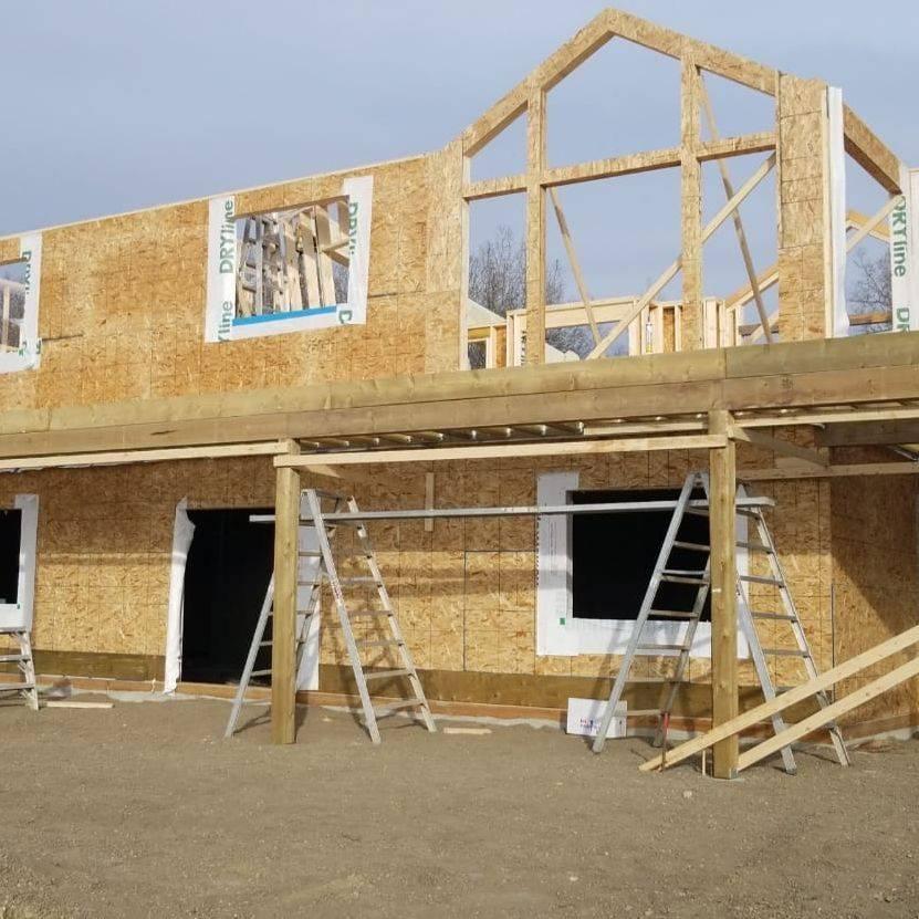basement escavation design renovation kitchen bathroom asbestos decks mre