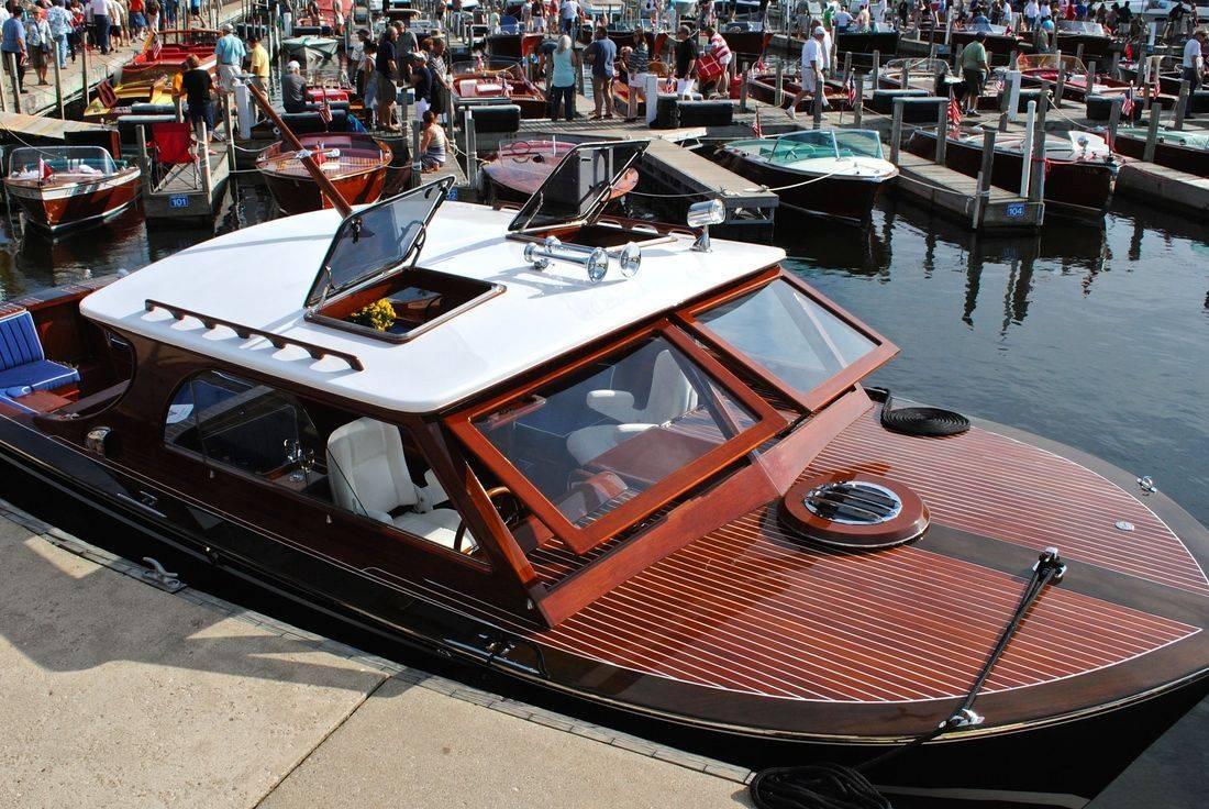 Bergersen Boat Co. Lyman refit