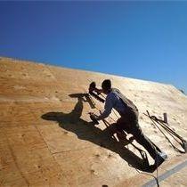 Hurricane Resistant Roof Installation