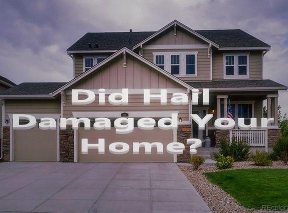 Hail Damage?