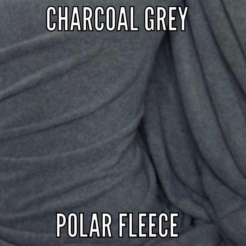grey fabric