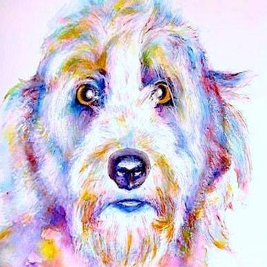 commission pet portraits