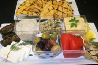 mezze platter delivery Seattle