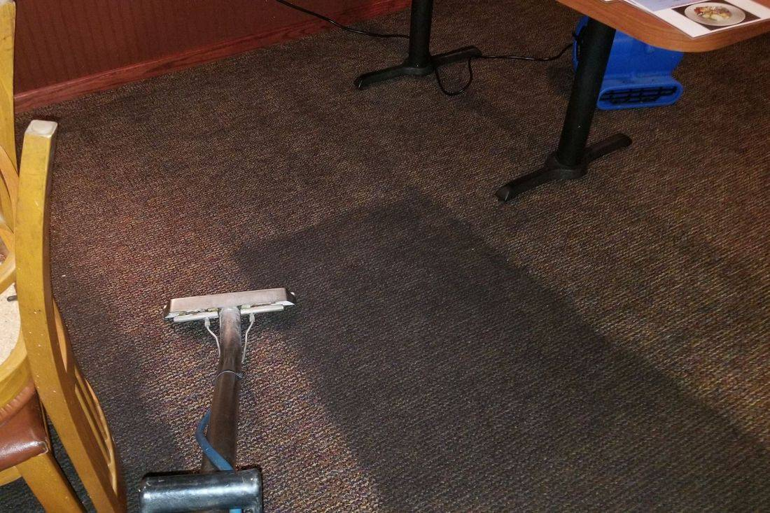 Commercial Restaurant Carpet Cleaning Modesto, CA