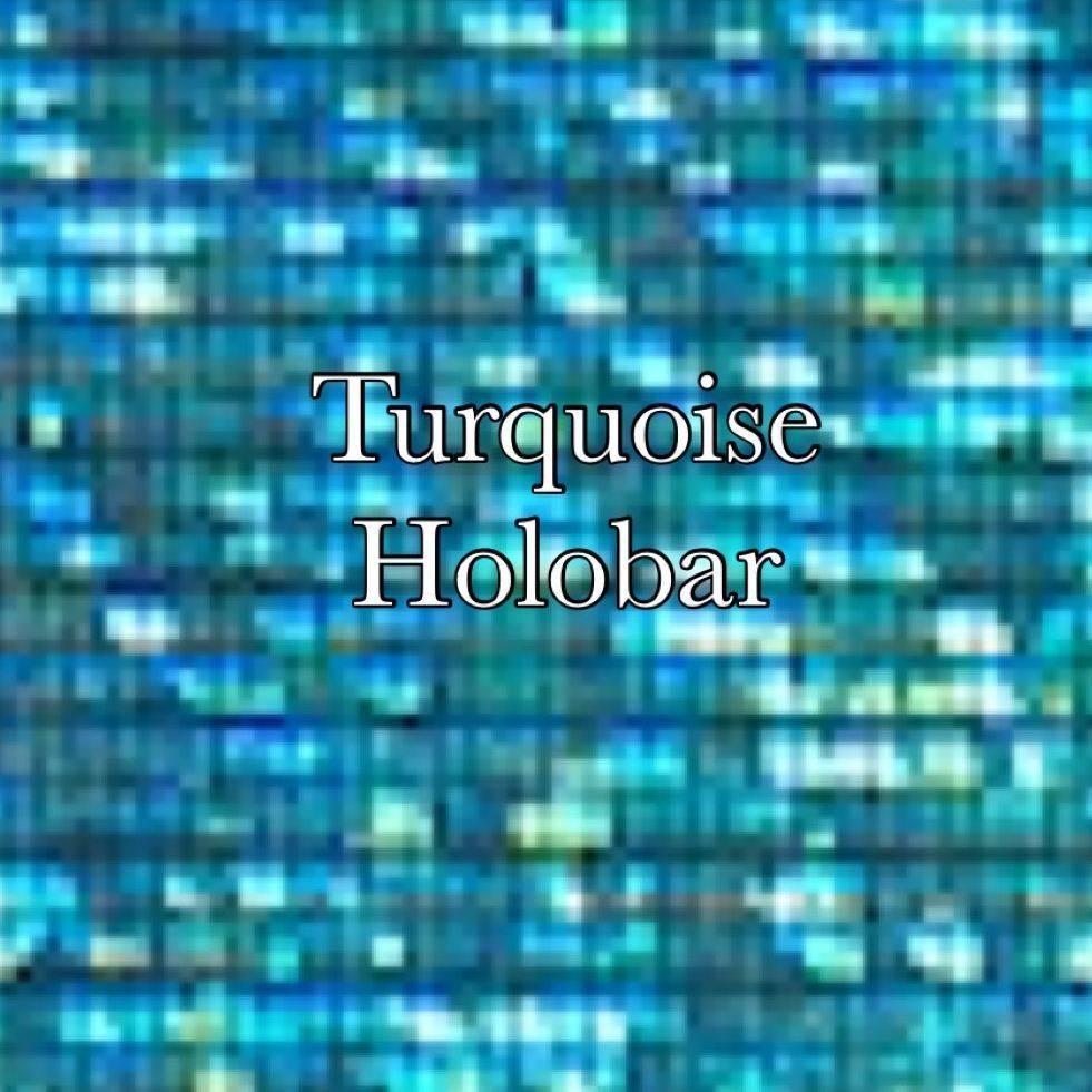 Turquoise holobar