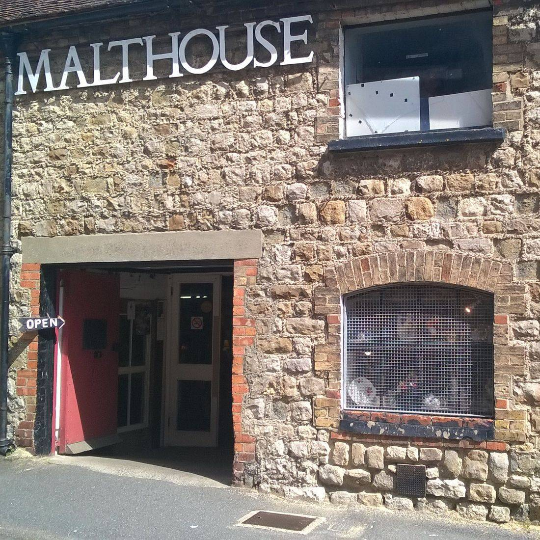 The Malthouse Cafe in Hythe