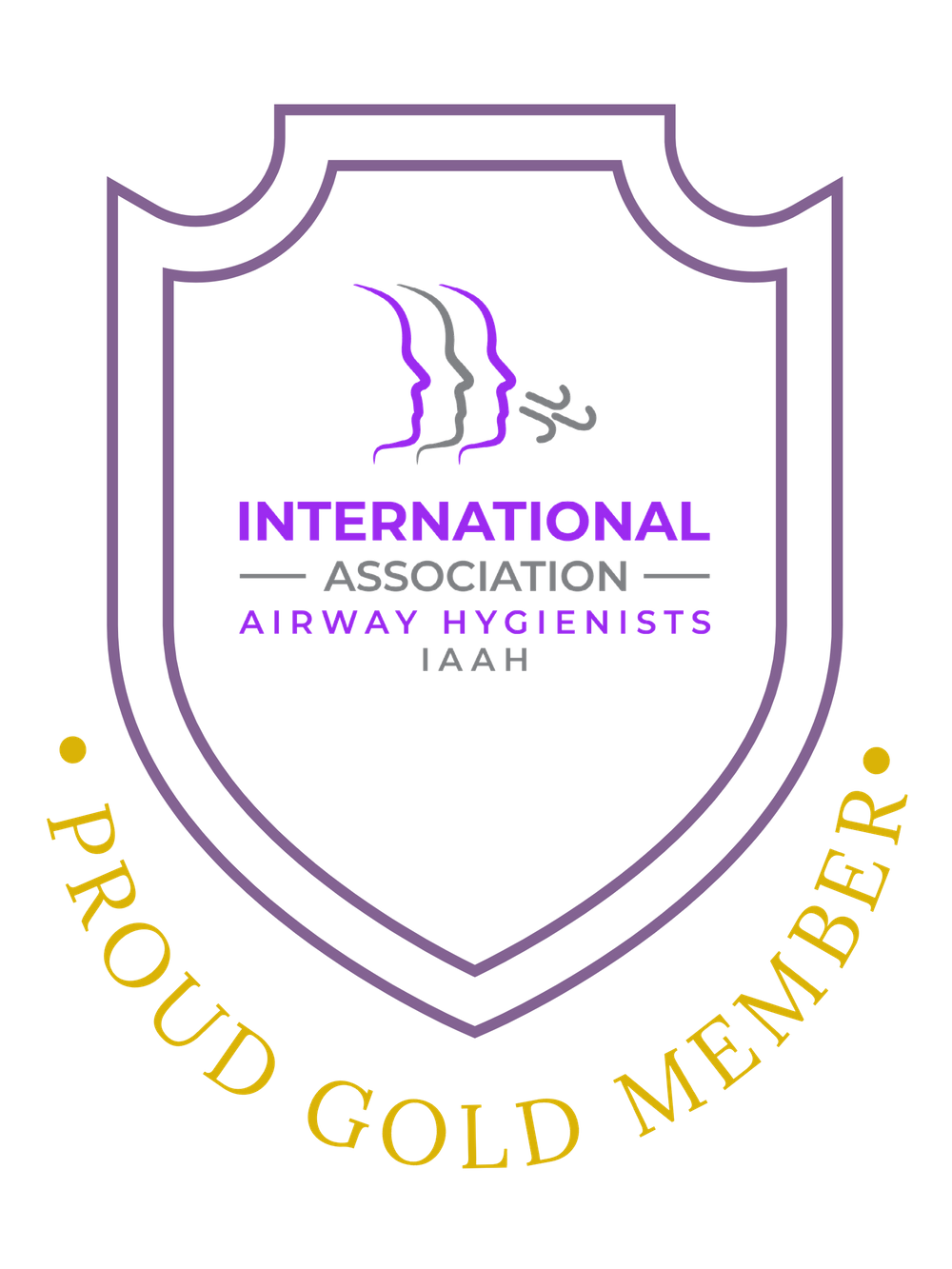 Gold Member of the International Association of Airway Hygienists