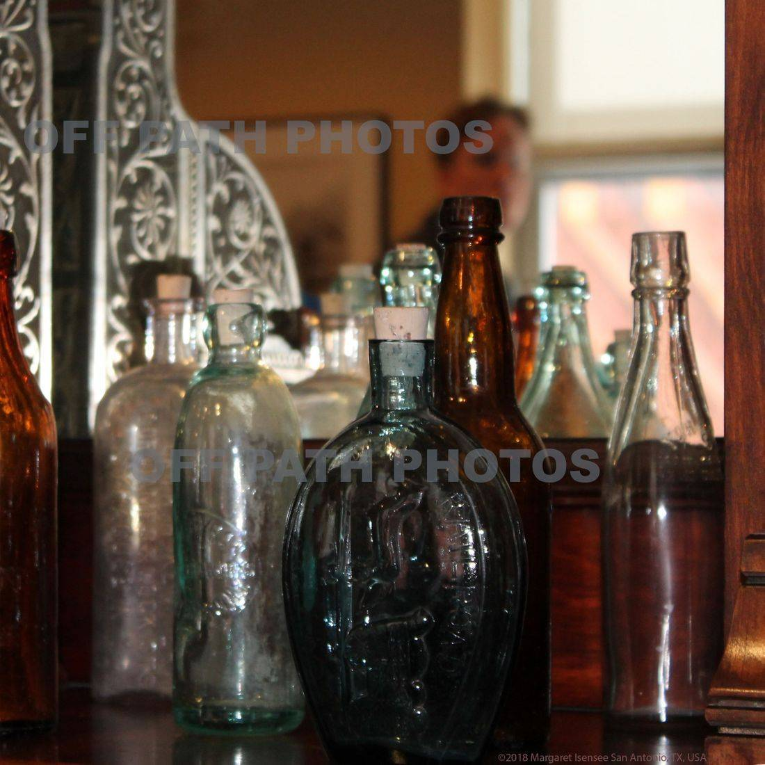 photography, alcoholic, bottle, addiction, mirror reflection, drinking, habit, drug, person