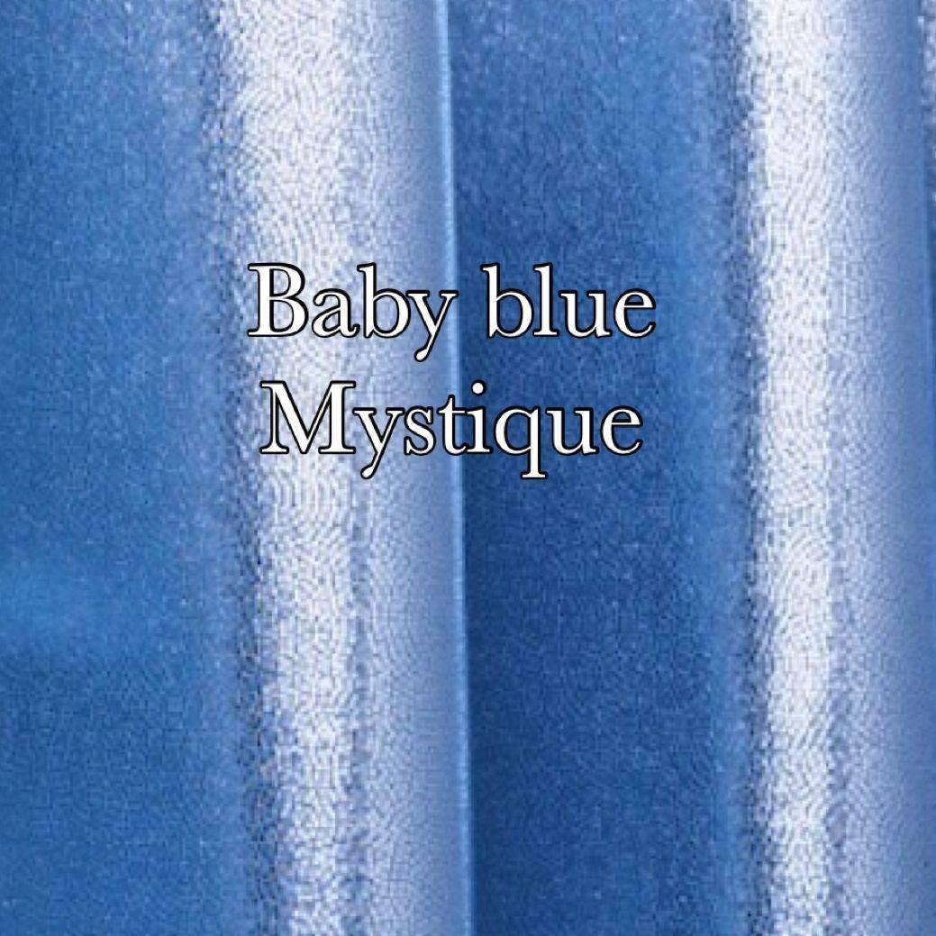 Baby blue mist
