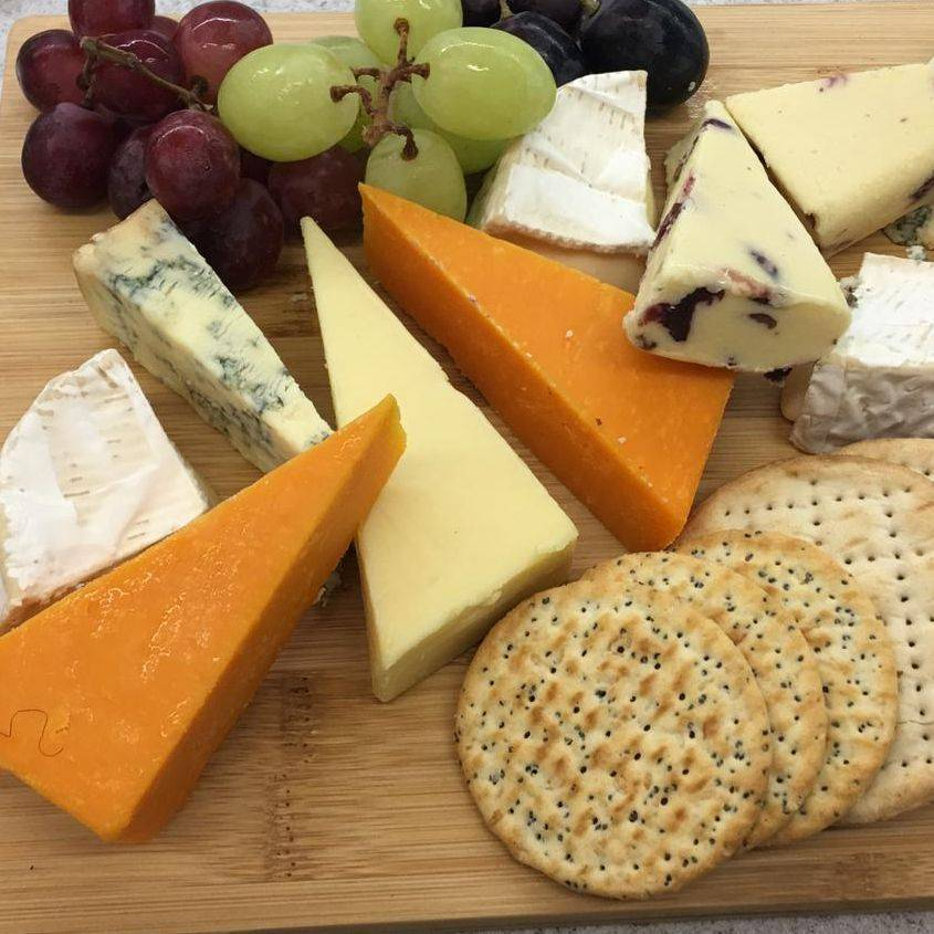 Mix & Blend Catering Cheeseboards Selection