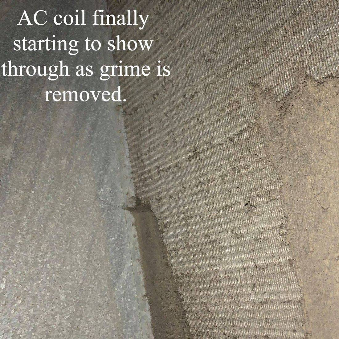 ac coil cleaning, ac coil maintenance, ac coil clogged