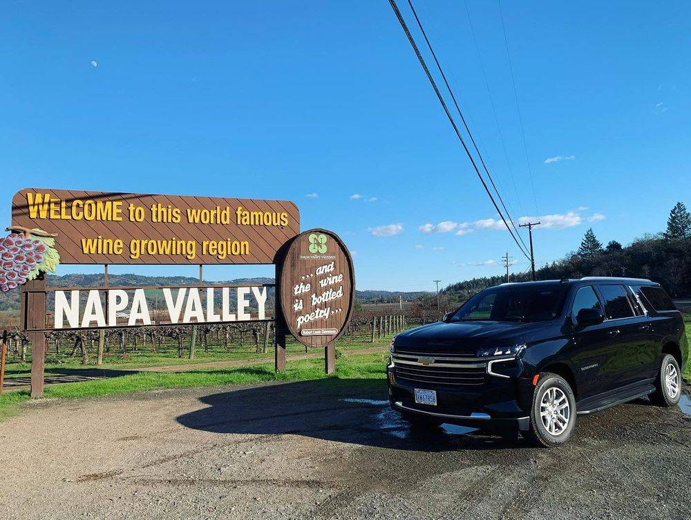 Wine tour reservation & Booking - Napa Valley Wine Tasting, Sonoma Winery Tours,Larkspur CA