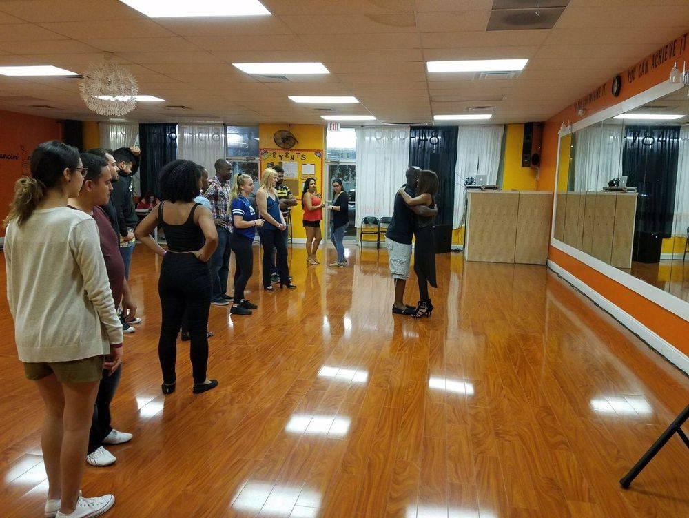 Kizomba and Semba Classes in Orlando