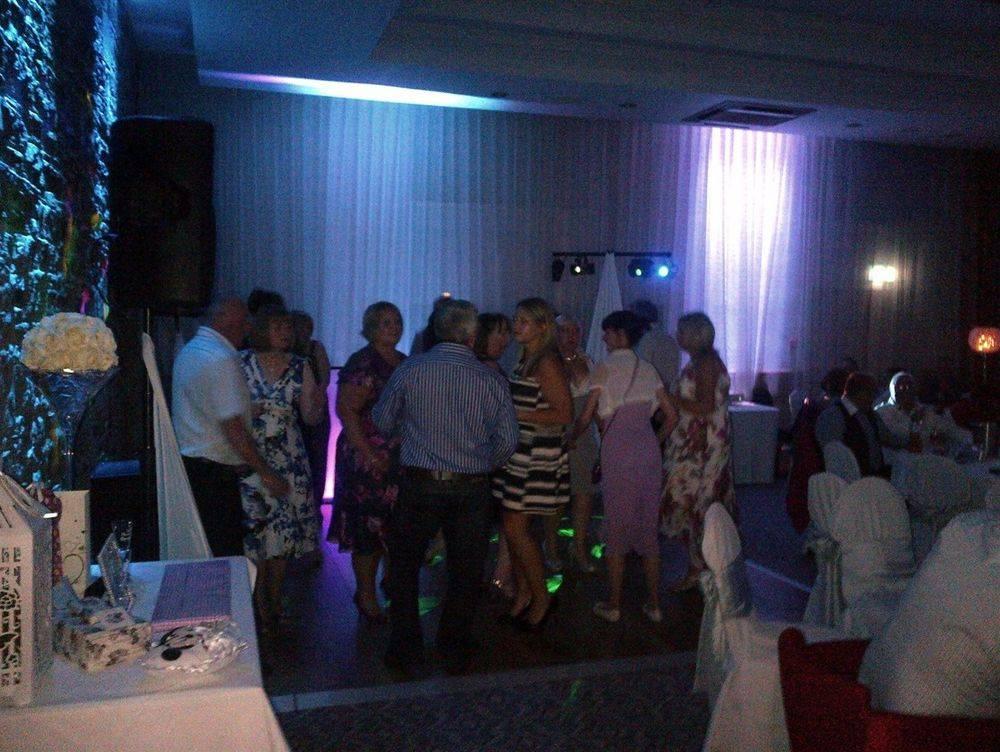 West Lancashire Hotel - Wedding - Dancefloor