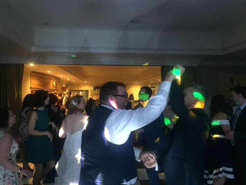 Wedding DJ at Southport and Birkdale Cricket Club