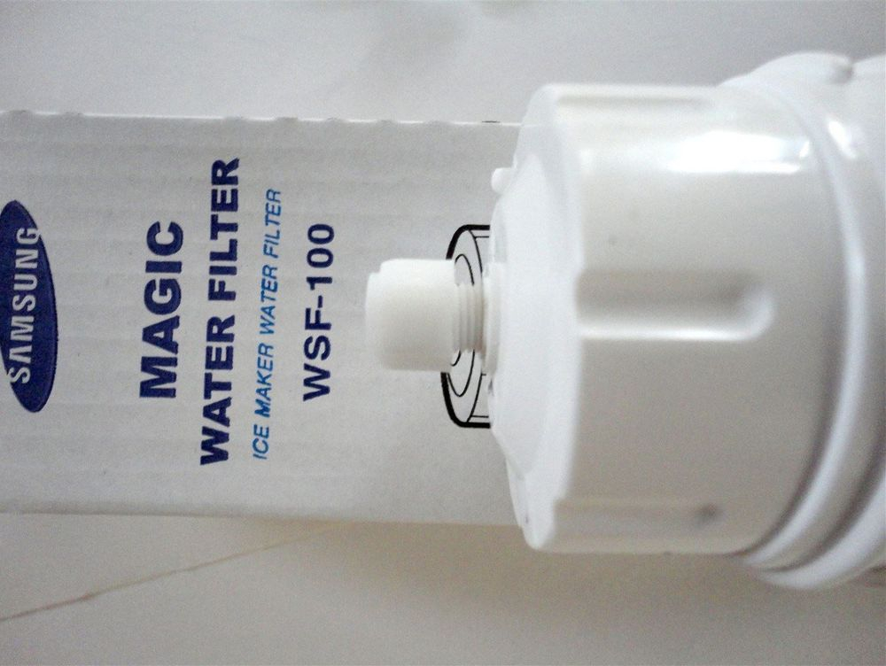 Samsung - WSF-100 - Magic Water Filter - Ice Maker water cartridge stocked & sold at www.aaafilterfast.co.uk