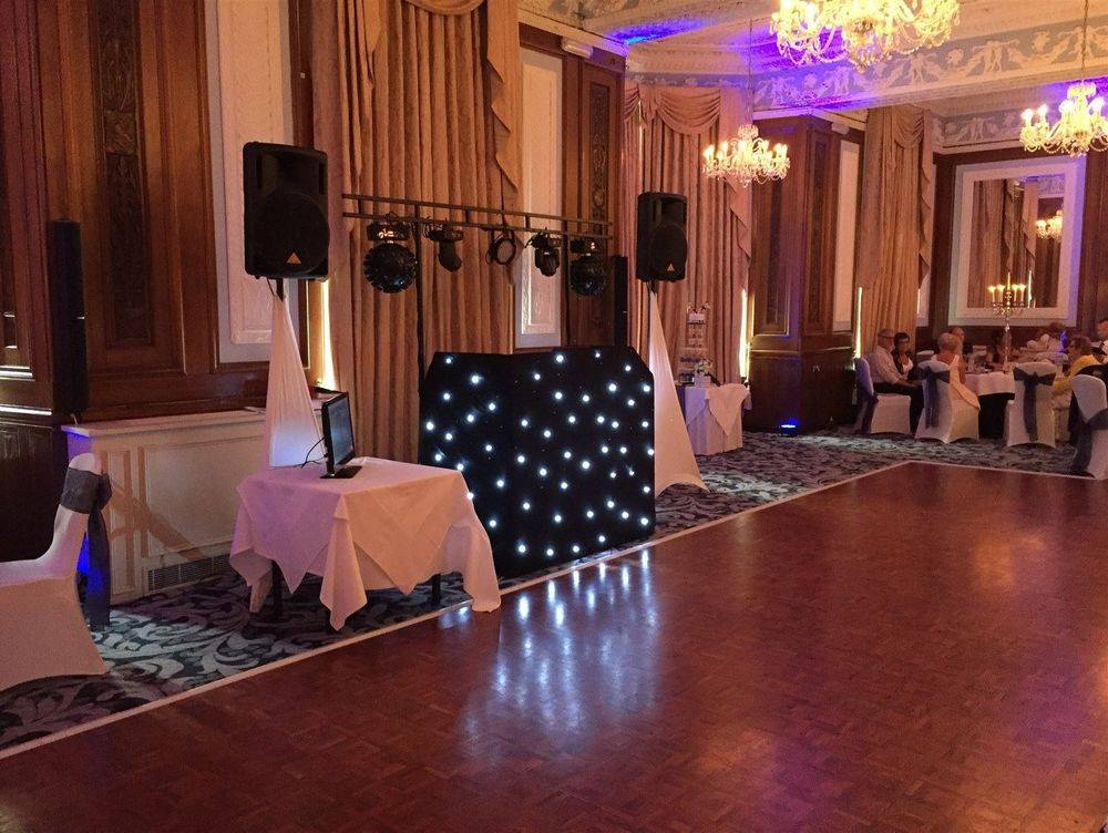 Silver DJ Package for a Wedding at St. George's Hotel, Llandudno