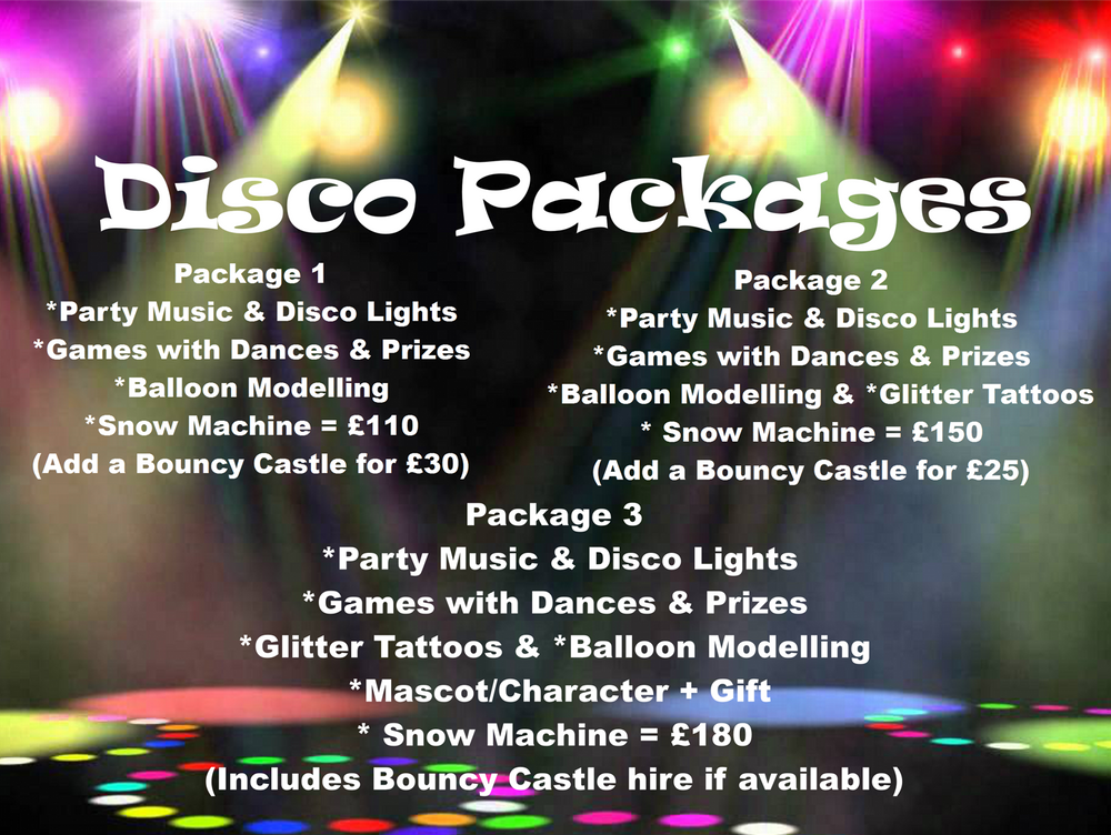 Disco Packages