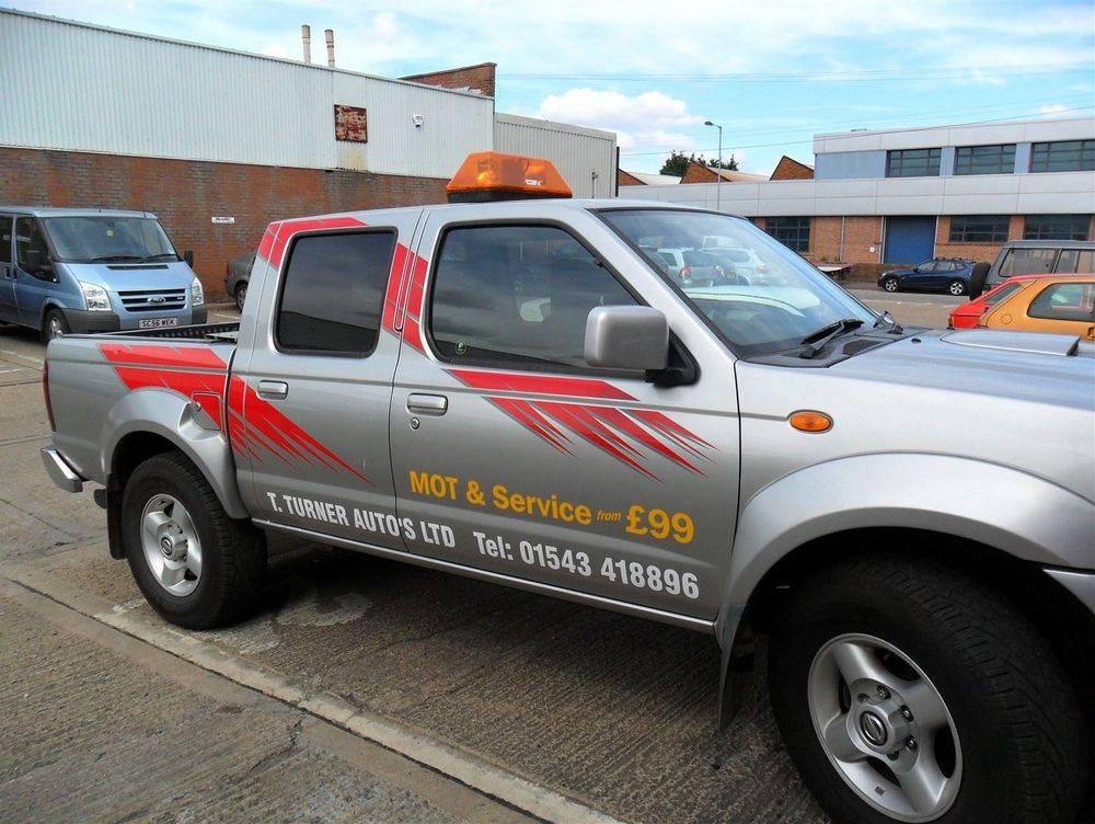 Local Recovery Service in Lichfield