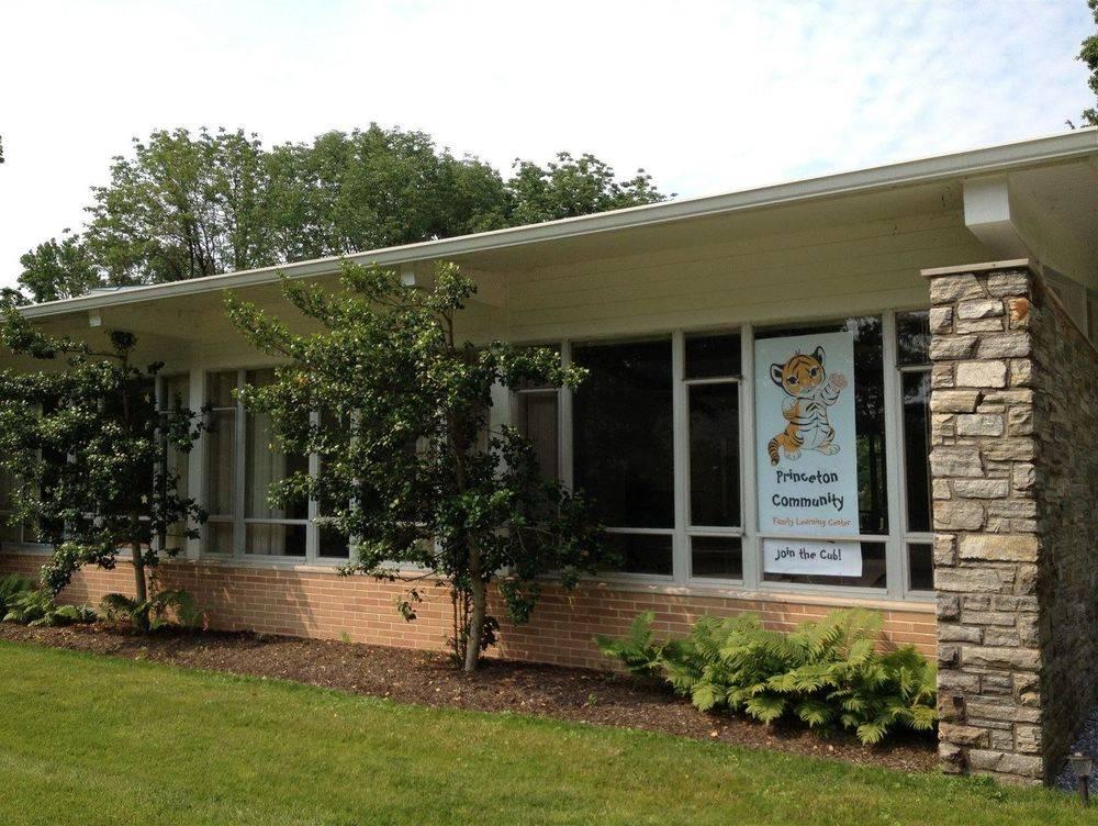 The Cub School school wing