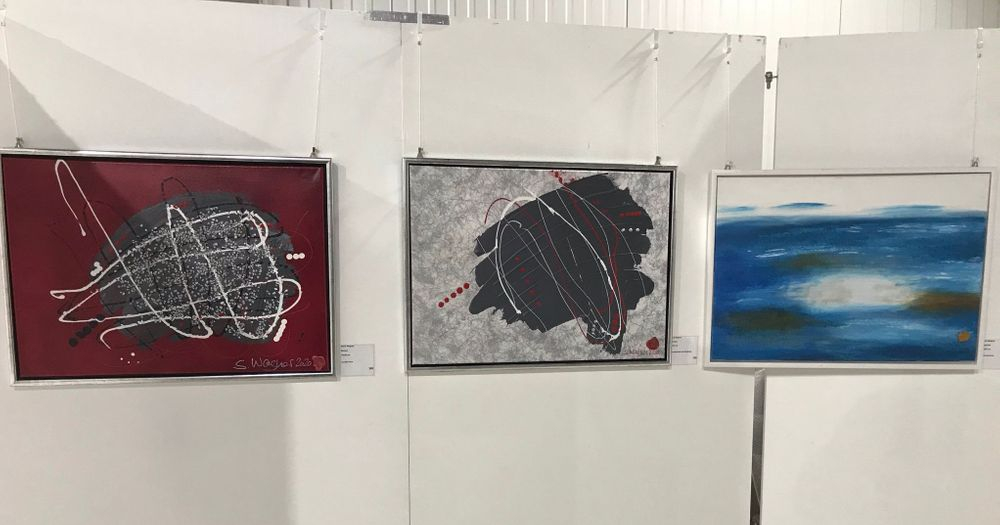 Silvia Wagner Art, Kunstausstellung Stein am Rhein, Stein am Rhein SH, Schweiz