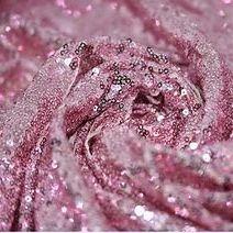 baby pink sequin