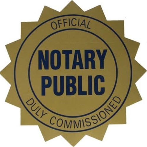 NOTARY PUBLIC All of your documents that need to be authenticated by a NYC licensed officer of the law can be done day or night and at any location. Please call to set up an appointment