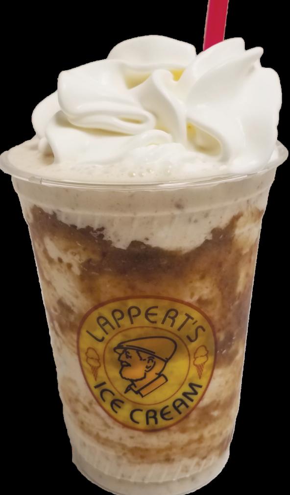 ice cream dates caramel