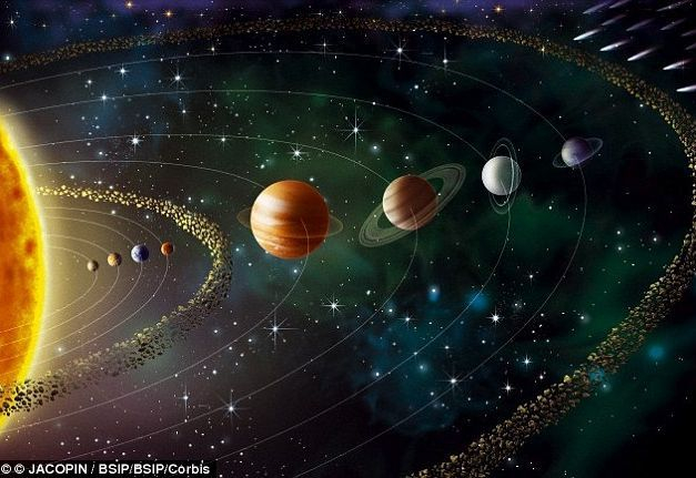 "The expansion of the universe was described in the Qur'an. ""And it is we who have built the Universe with Our creative power and keep expanding it"" (Qur'an 51:47)."